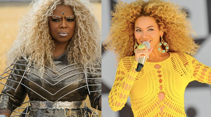 Oprah Channeled Her Inner Beyoncé Lineage for 'A Wrinkle in Time' Role