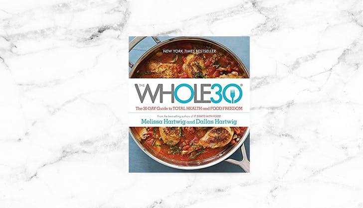 The Best Cookbooks You Can Buy on Amazon for the Whole30 Diet