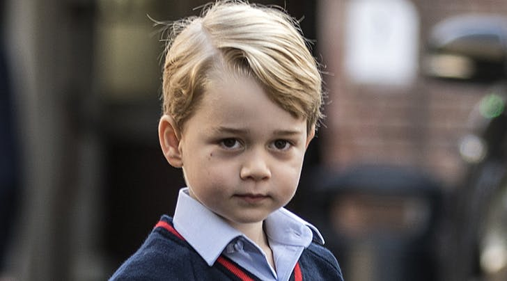 Budding Cinephile Prince George Favors *This* Oscar-Nominated Film