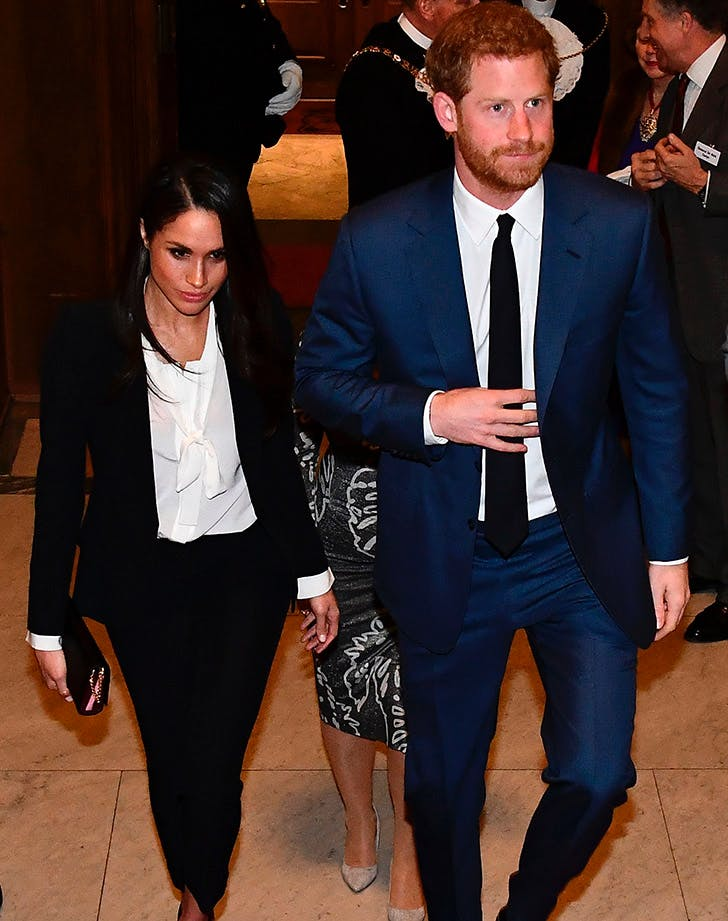 Prince Harry Meghan Markle awards ceremony 11