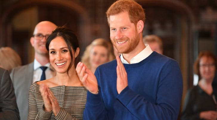 Meghan Markle & Prince Harry Just Made Their Valentine's Day Plans (and Were So Jealous)