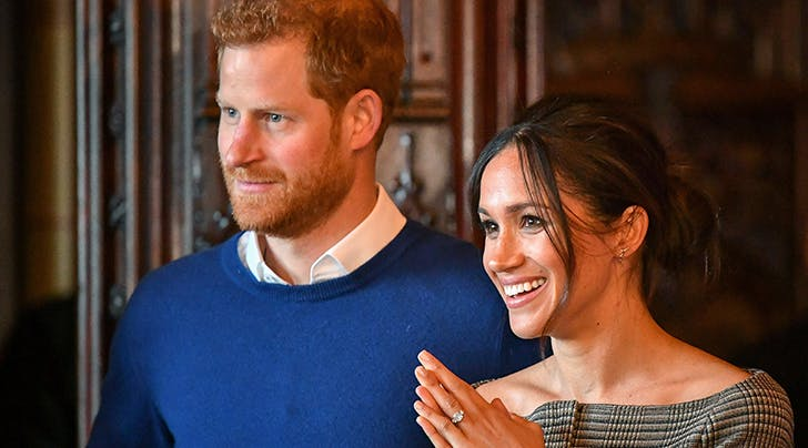 A Scottish Kids Choir Offered to Help Prince Harry and Meghan Markle Choose Their Wedding Song in the Most Adorable Way