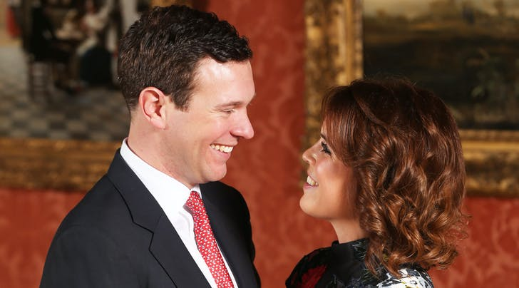Princess Eugenie & Fiancé Jack Brooksbank Officially Set a Date for Their Royal Wedding