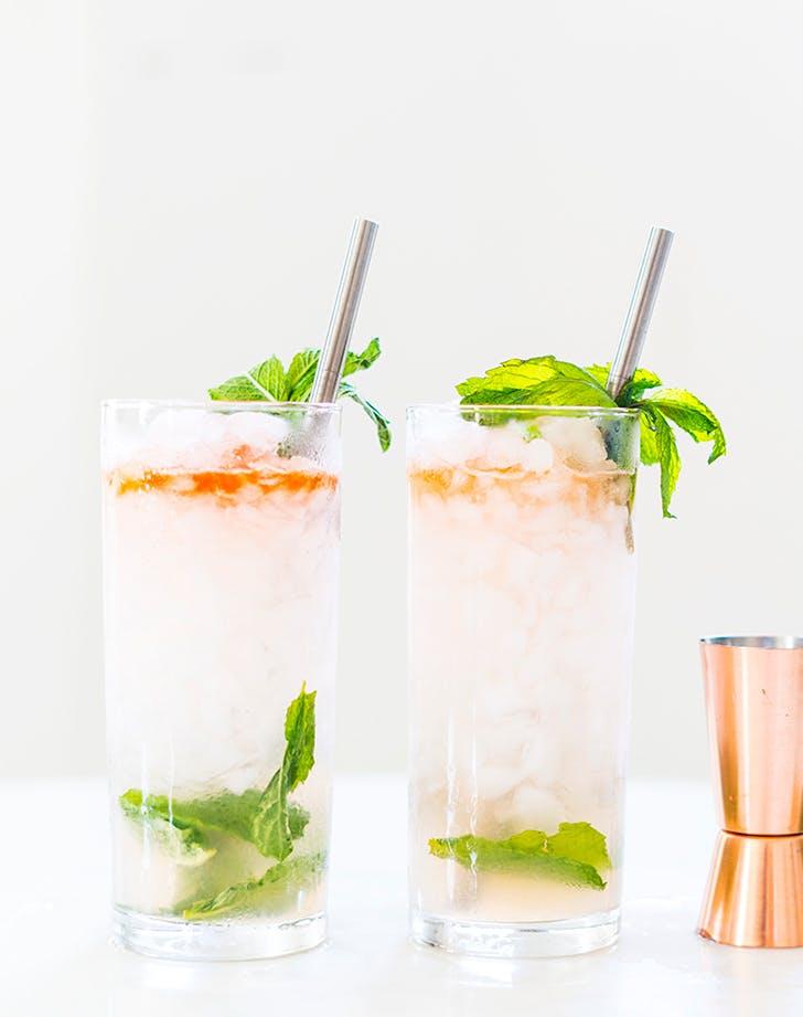 Queen's Park Swizzle Cocktail