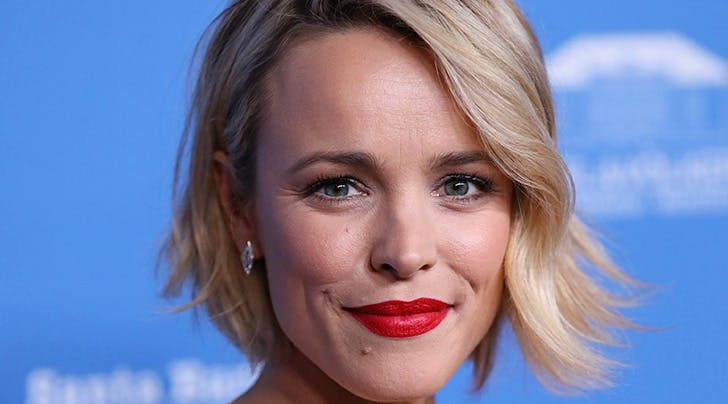 Surprise! Rachel McAdams Is Pregnant with Her First Child (and Sadly, It's Not Ryan Gosling's)