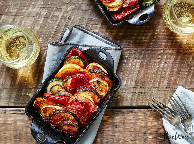 Ratatouille recipes for two people