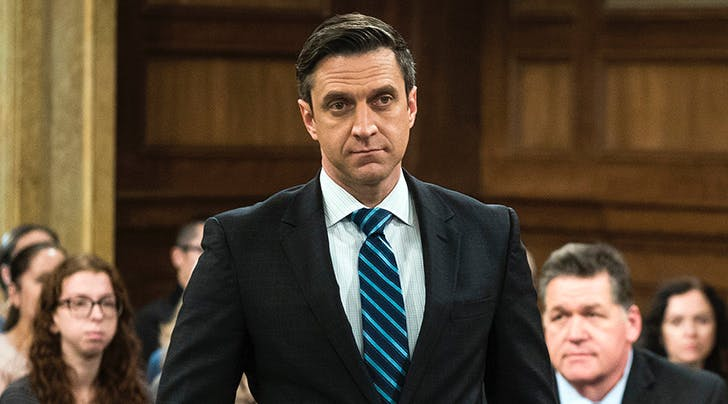 Say It Aint So! Raúl Esparza Departs 'Law & Order: SVU' After 6 Seasons