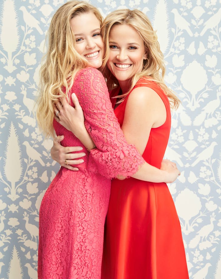 Reese witherspoon ava phillippe draper james