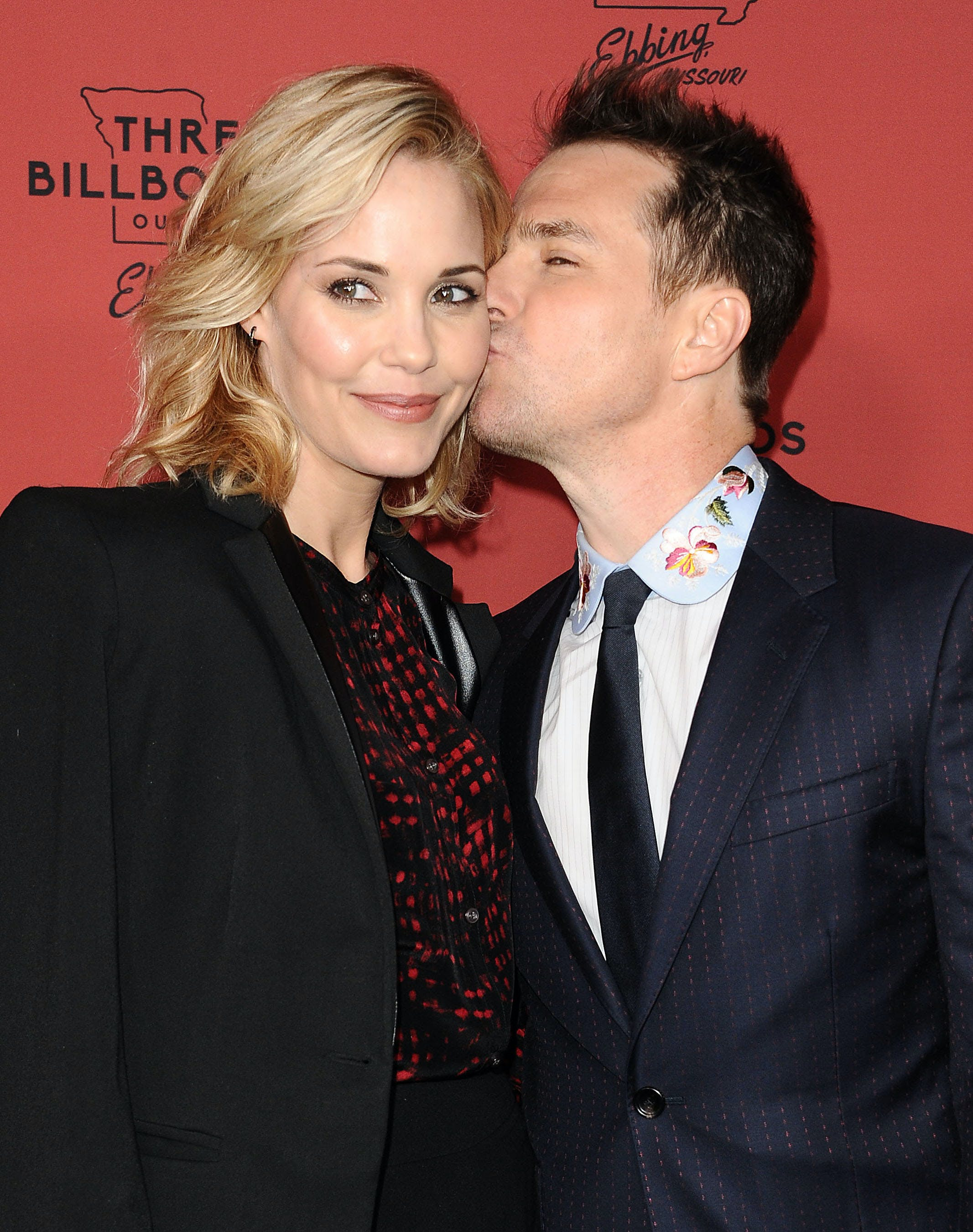 6 Facts About Sam Rockwell's Girlfriend Leslie Bibb - PureWow