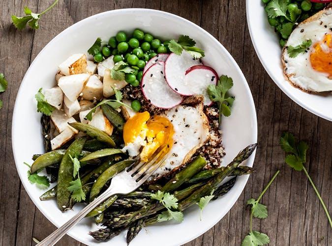 Spring Nourish Bowl recipe