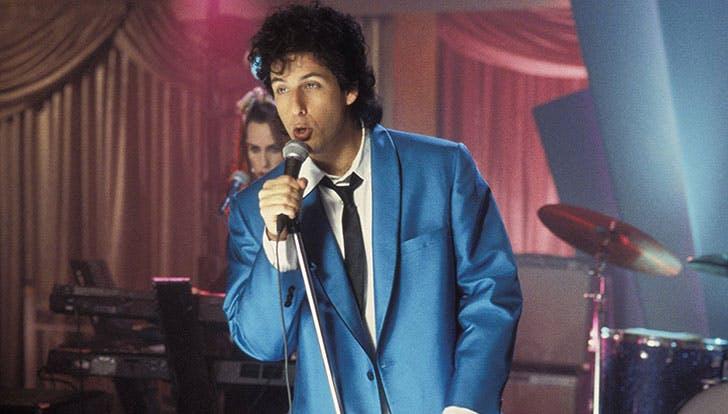 The Wedding Singer rom com movie still