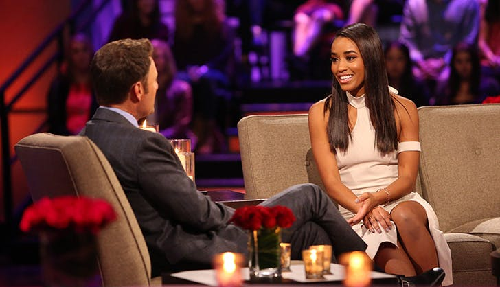 The Bachelor season 22 women tell all Seinne