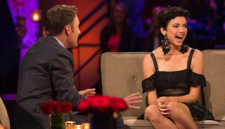 The Bachelor women tell all bekah