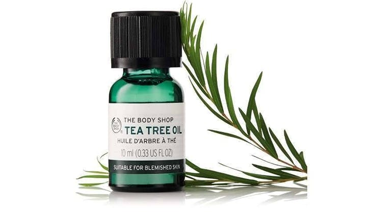 The Body Shop Tea Tree Oil for oily skin