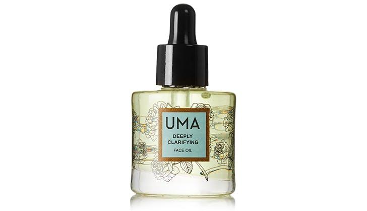 Uma Deeply Clarifying Face Oil for oily skin