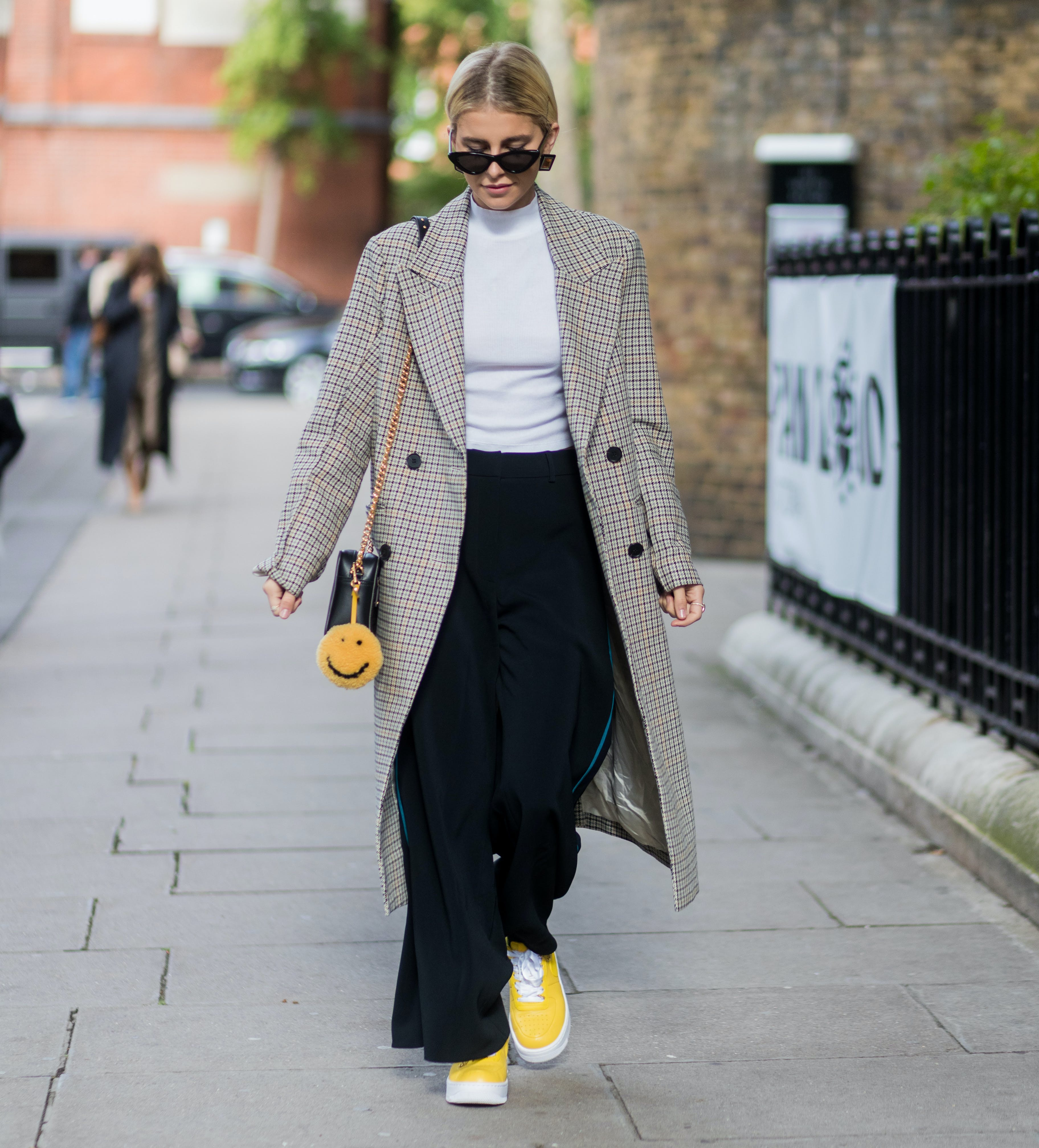 add a bright pop of yellow
