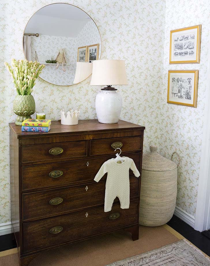 antique furniture nursery