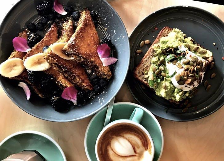 australian breakfast food