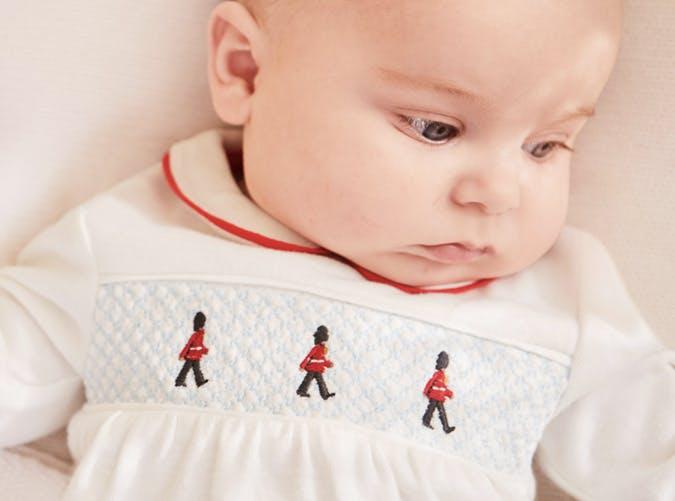 baby onesie london