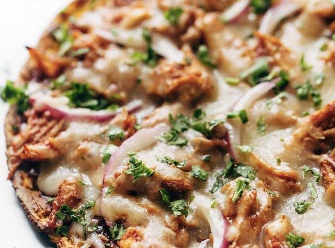 barbecue chicken sweet potato pizza recipe