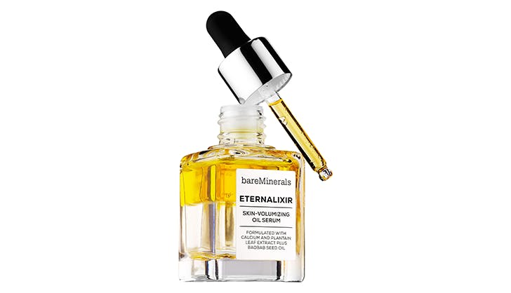 bareMinerals ETERNALIXIR Skin Volumizing Oil Serum for oily skin