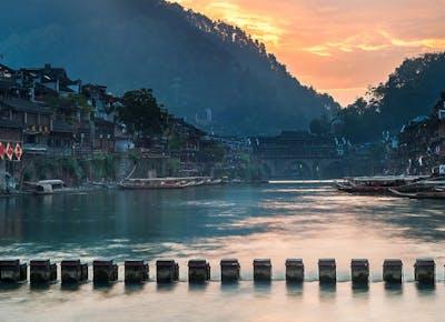bridge china