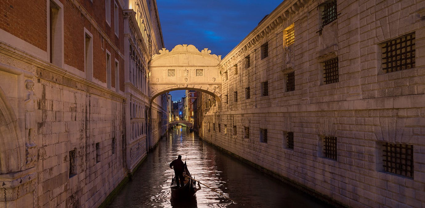 bridge sighs venie