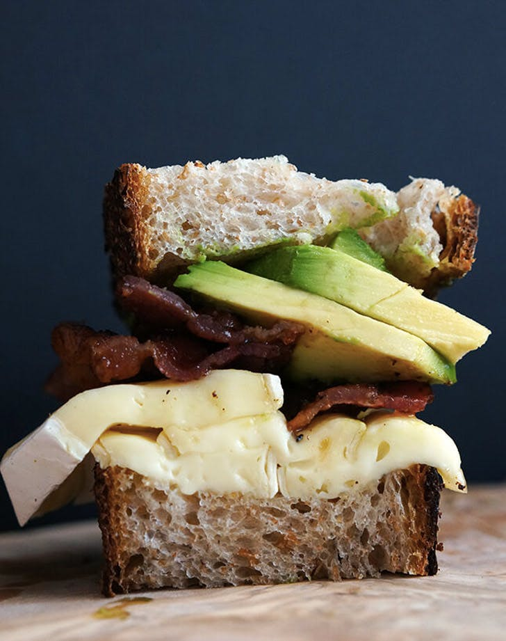 brie avocado sandwich recipe