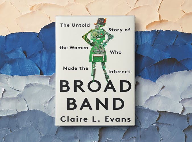broad band claire l evans