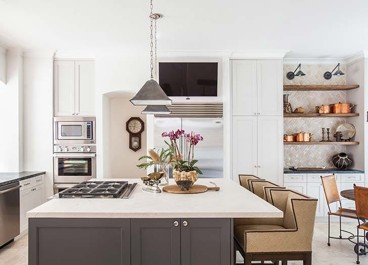 7 Top Kitchen Design Trends for 2018 - PureWow