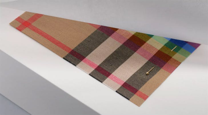 We Love This: Burberry Just Revamped Its Iconic Plaid in Support of LGBTQ+ Charities