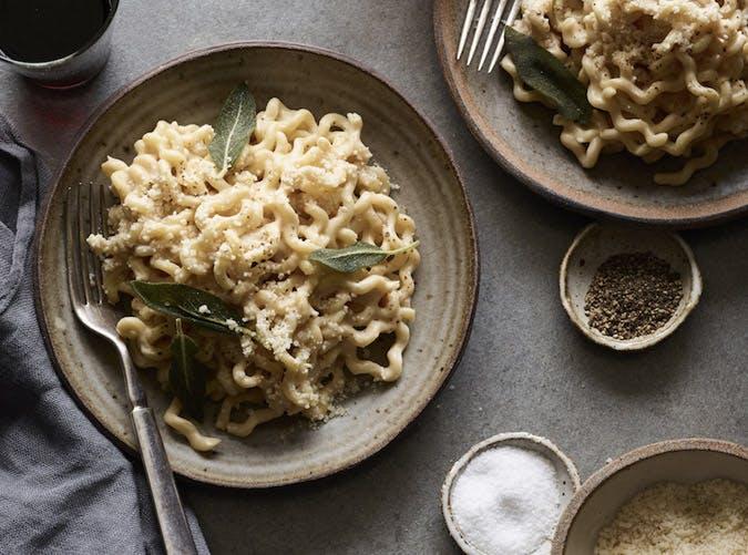 cauliflower alfredo pasta recipe