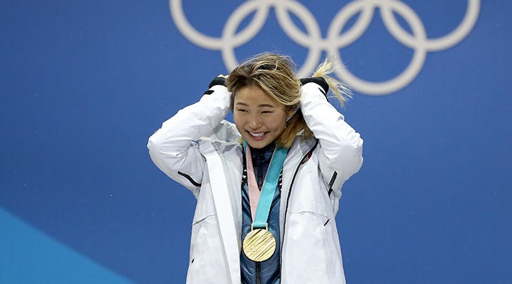 The Reason Chloe Kim Didnt Cry After Winning Gold Is Shockingly Relatable