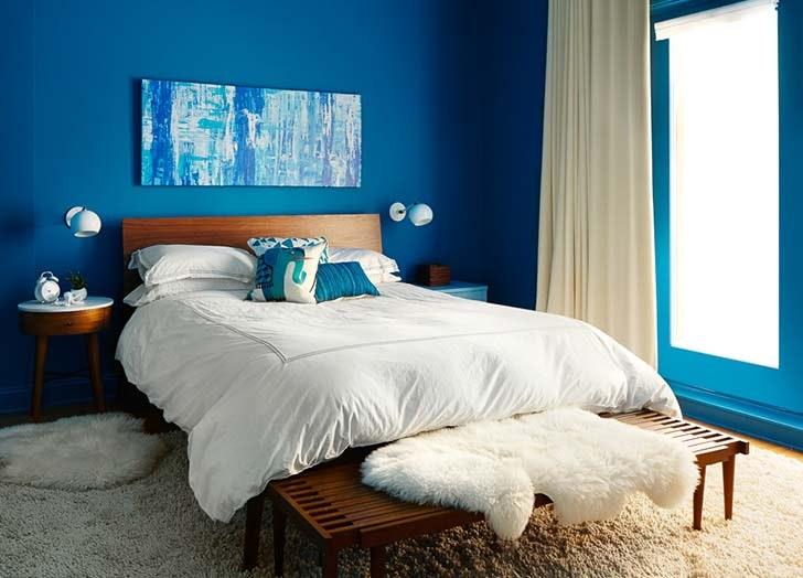 Cobaltbedroom Paint