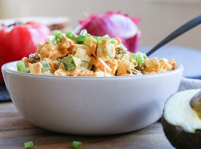 copycat trader joes curried chicken salad