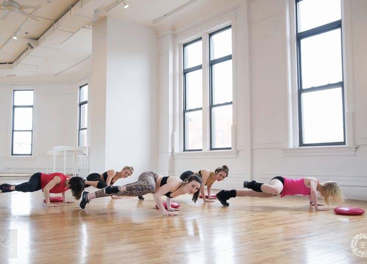 dance cardio class