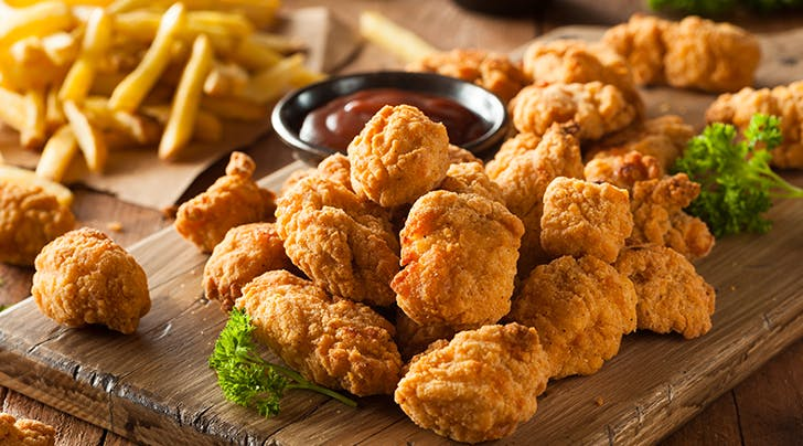 Pack the Ketchup 'Cause This Summer We're Headed to a Chicken Nugget Festival