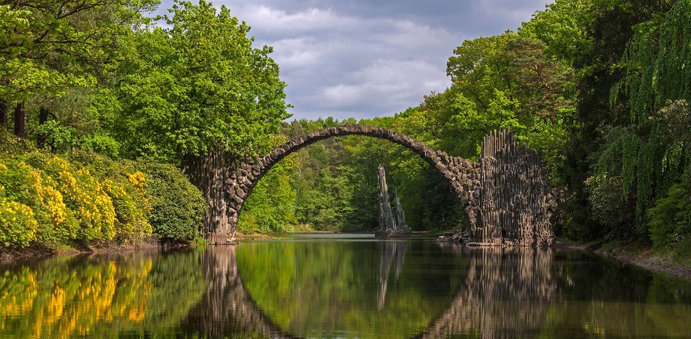 devils bridge germany
