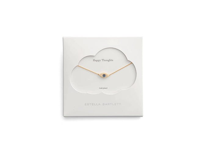 estealla bartlett happy thoughts necklace