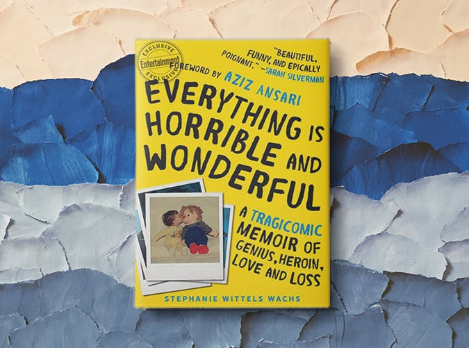 everything is horrible and wonderful stephanie wittels wachs
