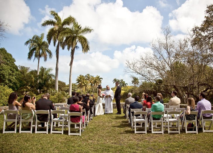 fairchild tropical gardens wedding miami