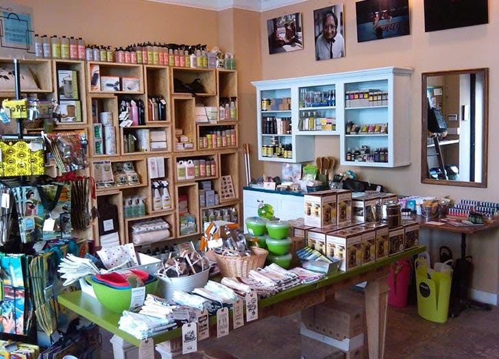 green in bklyn store nyc