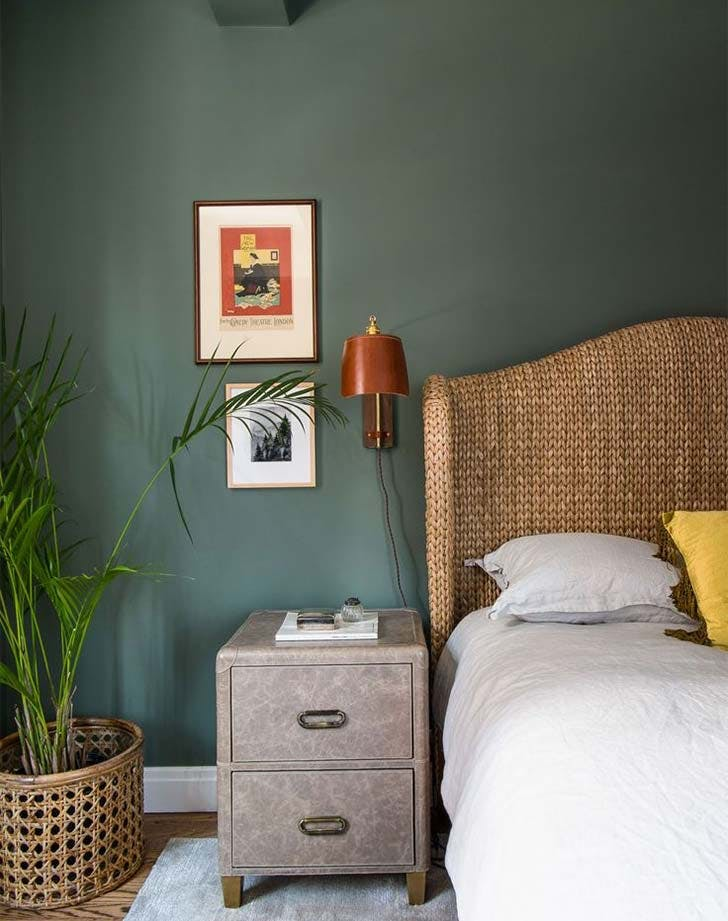 greenbedroom paint