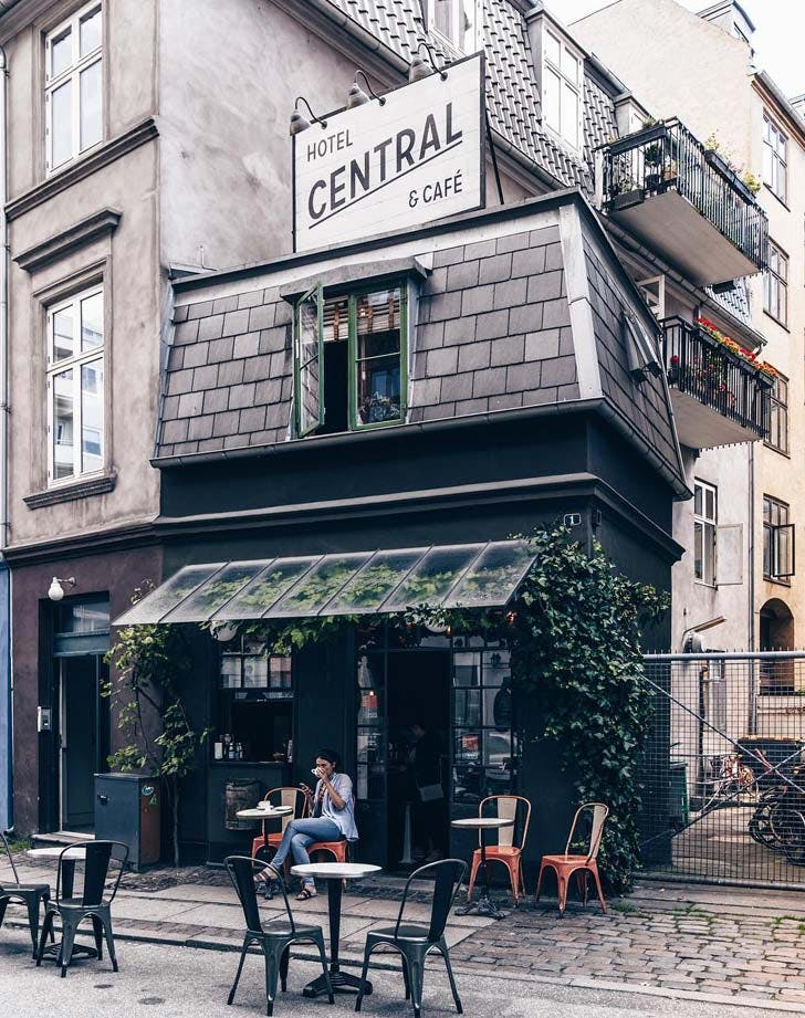 hotel central copenhagen