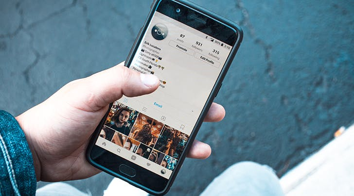 Uh, You Might Want to Stop Doing This One Thing on Instagram from Now On