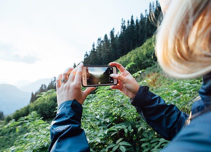 iphone photo travel