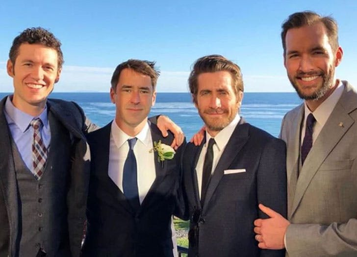 jake gyllenhaal amy schumer wedding