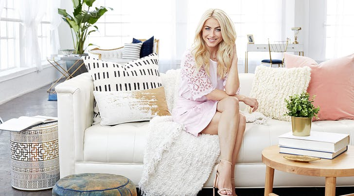 5 Ways Julianne Hough Practices Self-Care During Her Period