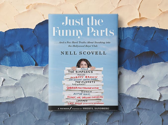 just the funny parts nell scovell