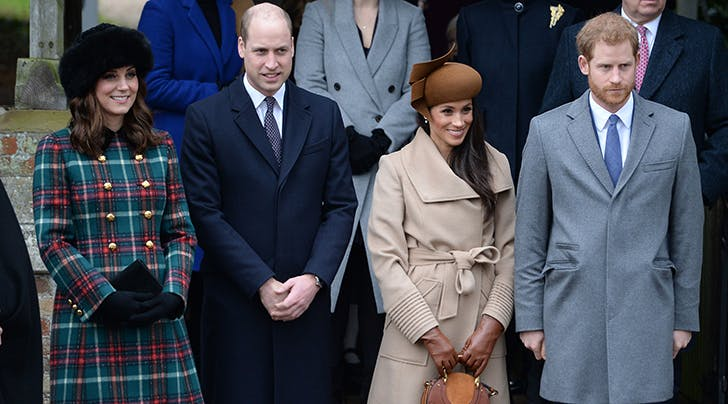 Finally! Prince William, Kate Middleton, Prince Harry & Meghan Markle Team Up for First Joint Appearance